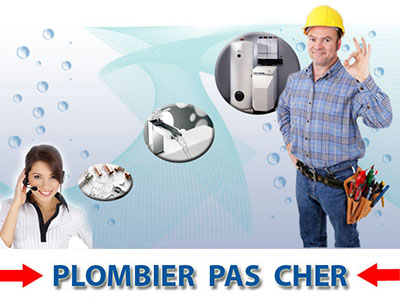 Canalisation Bouchée Fosses 95470
