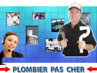 Canalisation Bouchée Puiseux en France 95380