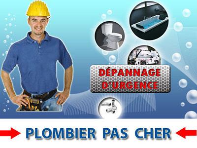 Degorgement Canalisation Nanteuil les Meaux 77100