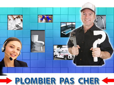 Depannage Plombier Le Thillay 95500