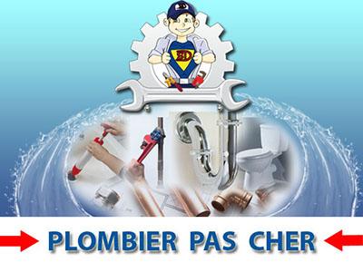 Evier Bouché Puiseux en France 95380